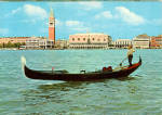 Click here to enlarge image and see more about item cs5488: Gondola Venice, Italy