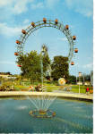 Click here to enlarge image and see more about item cs5503: Ferris Wheel Vienna Austria cs5503