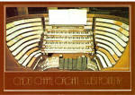 Click here to enlarge image and see more about item cs5510: Organ of the Cadet Chapel, West Point, New York