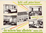 Click here to enlarge image and see more about item cs5519: Hotel Cafe Gruner Baum Bavaria Germany cs5519