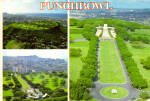 Click here to enlarge image and see more about item cs5544: Punchbowl National Cemetery of the Pacific HI  cs5544