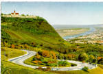 Click here to enlarge image and see more about item cs5613: Hohenstrasse View Over Vienna Austria cs5613