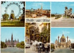 Click here to enlarge image and see more about item cs5614: Grusse aus Wien Greetings from Vienna Austria cs5614