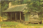 Click here to enlarge image and see more about item cs5657: Corbin Cabin,Shenandoah National Park