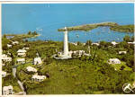 Click here to enlarge image and see more about item cs5689: Gibb s Hill Lighthouse Southampton Bermuda cs5689
