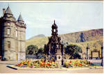 Click here to enlarge image and see more about item cs5700: The Courtyard, Palace of Holyroodhouse, Edinburgh