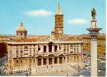 Click here to enlarge image and see more about item cs5736: St Maria Maggiore Church Rome Italy cs5736