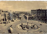 Click here to enlarge image and see more about item cs5747: Place de l Esedra Rome Italy cs5747