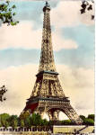 Click here to enlarge image and see more about item cs5771: La Tour Eiffel, Paris