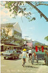 Click here to enlarge image and see more about item cs5783: Bay Street Nassau Bahamas cs5783