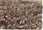 Click here to enlarge image and see more about item cs5790: Aerial view of a city in Germany