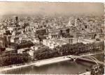 Click here to enlarge image and see more about item cs5795: Panorama sur Paris vue prise de la tour Eiffel paris France cs5795