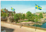 Click here to enlarge image and see more about item cs5830: Stockholm Riksdagshuset Sweden