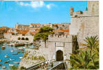 Click here to enlarge image and see more about item cs5861: Dubrovnik, Republic of Croatia