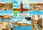 Click here to enlarge image and see more about item cs5870: Views of Stockholm