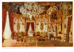 Click here to enlarge image and see more about item cs5903: Schloss Herrenchiemsee - Dining Room
