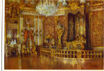Click here to enlarge image and see more about item cs5906: Schloss Herrenchiemsee - Pomp Bedroom