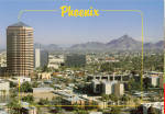 Click here to enlarge image and see more about item cs5929: Downtown Highrise, Phoenix