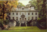 Atlanta GA Swan House Exterior Postcard cs5942