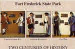 Click here to enlarge image and see more about item cs5967: Fort Frederick State Park Maryland cs5967