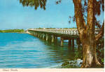 Click here to enlarge image and see more about item cs5997: Bridge at Stuart Florida