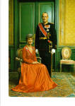 Click here to enlarge image and see more about item cs6044: Kronprins Harald and Kronprinsesse Sonja