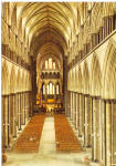 Salisbury Cathedral The Nave England cs6062