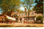 Click here to enlarge image and see more about item cs6104: Raleigh Tavern, Williamsburg,Virginia