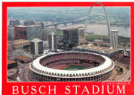 Click here to enlarge image and see more about item cs6106: Busch Stadium, St Louis Missouri