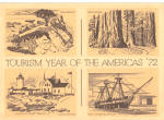 Click here to enlarge image and see more about item cs6114: Tourism Year of the Americas '72