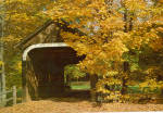 Old Covered Bridge,Grafton, Vermont