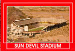 Click here to enlarge image and see more about item cs6139: Sun Devil Stadium , Arizona