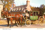 Click here to enlarge image and see more about item cs6141: Randolph Coach Williamsburg Virginia cs6141
