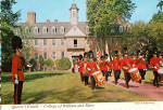 The Queen's Guard, College of William and Mary