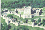 Click here to enlarge image and see more about item cs6210: Dover Castle England Postcard cs6210