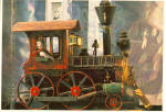 Quarter Scale Mechanized Antique Steam Engine cs6294