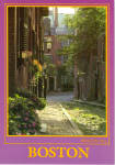 Click here to enlarge image and see more about item cs6304: Beacon Hill Boston MA cs6304