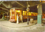 Click here to enlarge image and see more about item cs6330: Meet You at the Trolley,Underground Atlanta