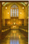 Click here to enlarge image and see more about item cs6374: Berea College's Danforth Chapel, Berea, Kentucky