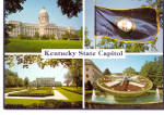 State Capitol Frankfort Kentucky CS6379
