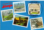 Views of Atlanta Georgia Postcard cs6416