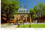 The Royal Governor's Palace, Williamsburg, Virginia