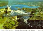 Click here to enlarge image and see more about item cs6448: Reversing Falls Saint John New Brunswick Canada cs6448