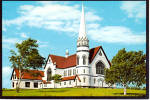 Indian River Church, Prince Edward Island, Canada