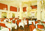 Dining Room Hotel Algonquin New York City cs6495