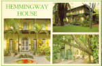 Click here to enlarge image and see more about item cs6504: Hemmingway House Key West Florida cs6504