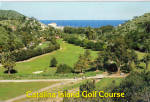 Click here to enlarge image and see more about item cs6534: Catalina Golf Course Catalina Island California cs6534