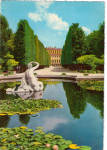 Click here to enlarge image and see more about item cs6539: Schonbrunn Palace Park with Nymph Fountain Vienna Austria cs6539
