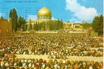 Click here to enlarge image and see more about item cs6582: Dome of the Rock at Ramadan Temple Mount Jerusalem Israel  cs6582