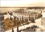 Click here to enlarge image and see more about item cs6620: Pula Arena the amphitheatre  in Pula Croatia cs6620